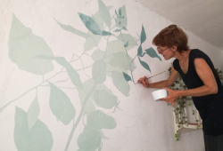 Sandra Carvalho work in progress